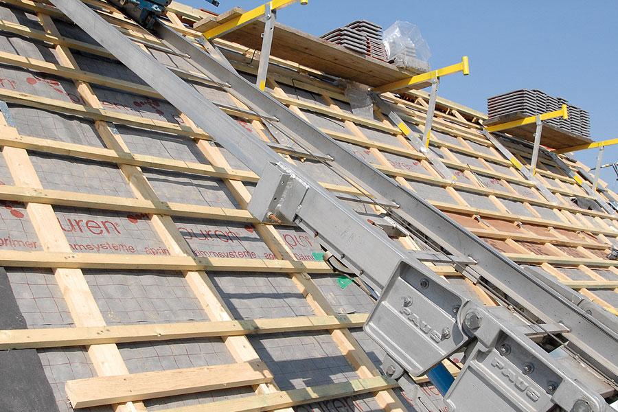 Dachdeckung Holzbau Goetz