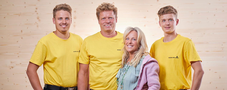 Familie Goetz Holzbau Goetz