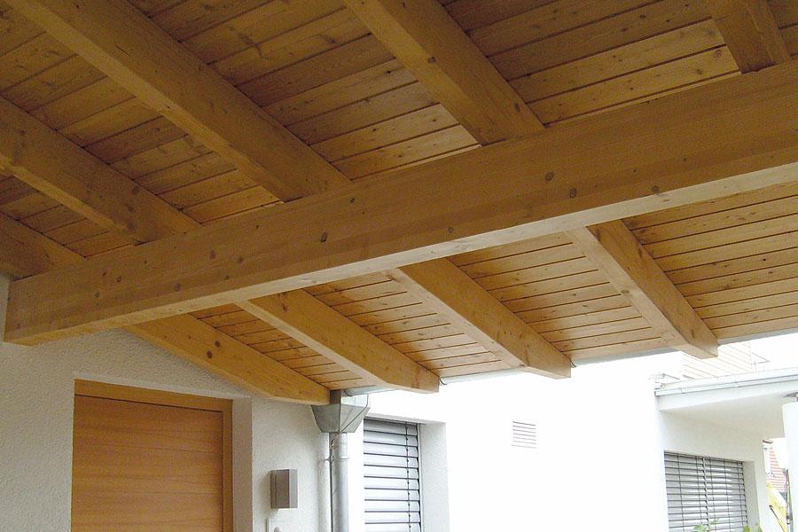 Holzbau Goetz Carport