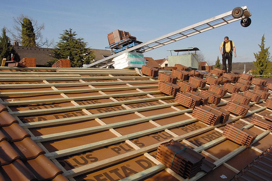 Holzbau Goetz Dachdeckung