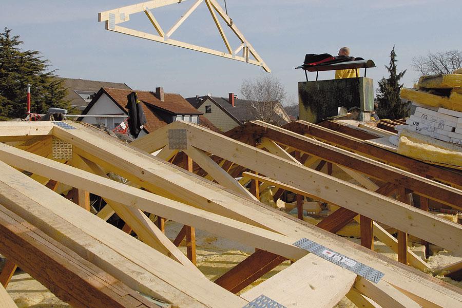 Holbau Goetz Sanierung Dach