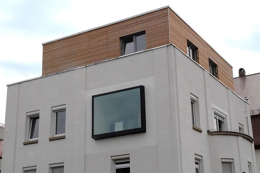 Referenz Holzbau-Goetz Umbau Untertürkheim